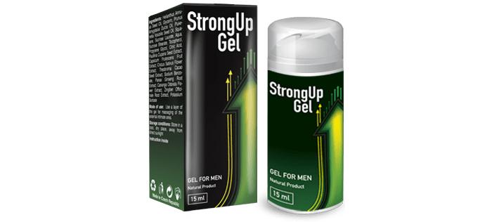 StrongUP Gel per la potenza: un gel di comprovata efficacia per vivere il sesso intensamente