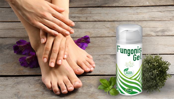 Fungonis Gel: rimedio naturale antimicotico
