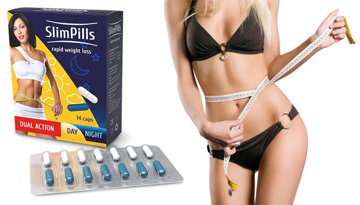 SlimPills per la perdita di peso: diventa più snella e sexy!