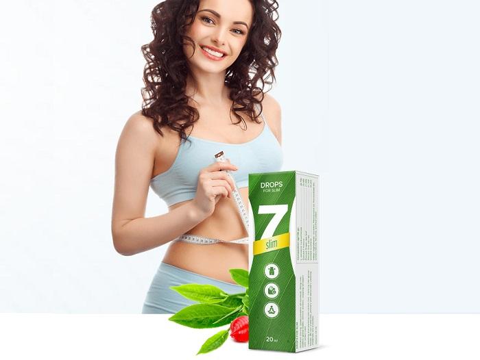 7-Slim per la perdita di peso: il segreto della loro armonia nel metabolismo accelerato!