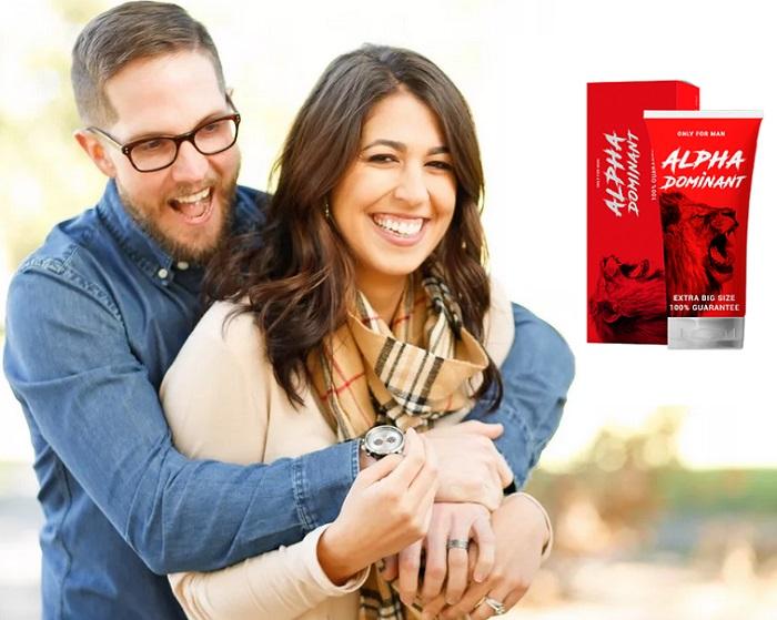 Alphadominant per l'ingrandimento del pene: regalate al vostro partner un piacere indimenticabile!
