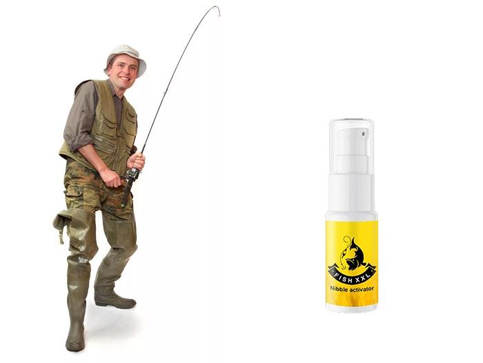 FISH XXL l'attivatore per la pesca: A UNA NUOVA ESCA UNICA!