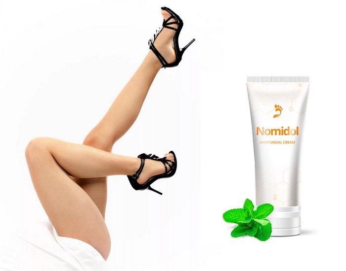 Nomidol dal fungo: prenditi cura della salute e della bellezza delle gambe!