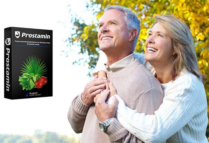 Prostamin dalla prostatite: dimentica il dolore e il disturbo!