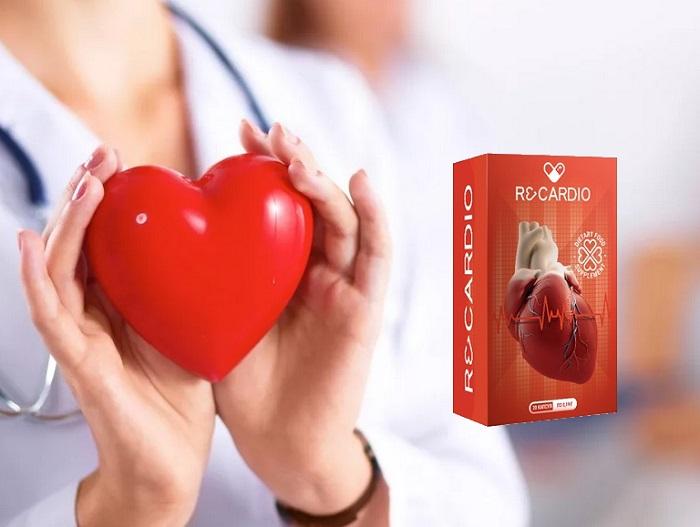 ReCardio contro l'ipertensione: la pressione è nella norma dalla prima assunzione e per sempre!