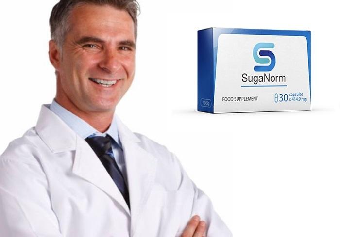 SugaNorm diabete: stabilizza il livello dello zucchero e normalizza il rilascio dell'insulina!