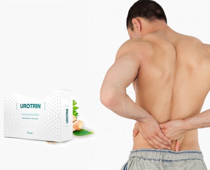 Urotrin da prostatite: rimuove tutti i sintomi spiacevoli dalla prima applicazione!