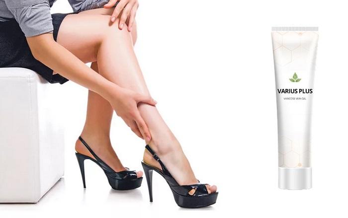 Varius Plus dalle vene varicose: ti darà gambe sane e belle!