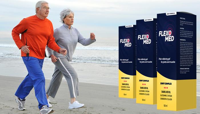 Flexomed: elimina completamente i dolori articolari in soli 7 giorni!
