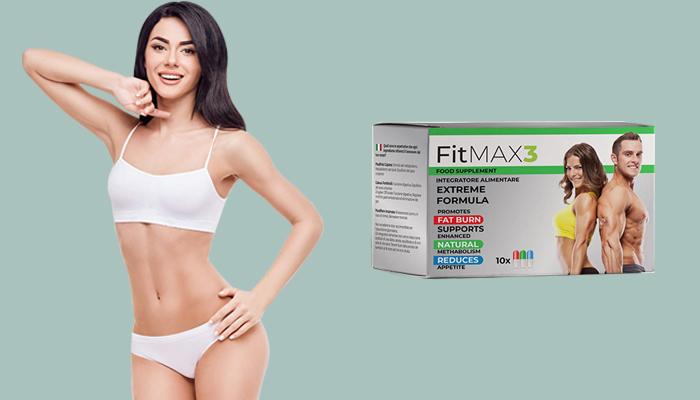 FitMAX3: un sistema unico per la perdita di peso rapida