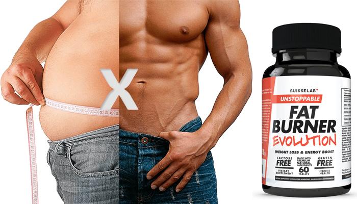 Fat Burner Evolution per la perdita di peso: sgonfia rapidamente e scioglie il grasso addominale