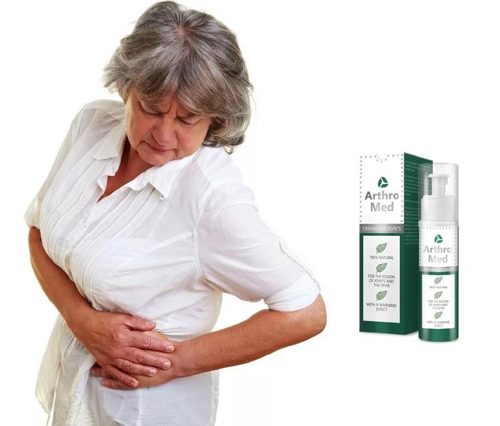 ArthroMed per le articolazioni: allevia il dolore e l'infiammazione per molto tempo!