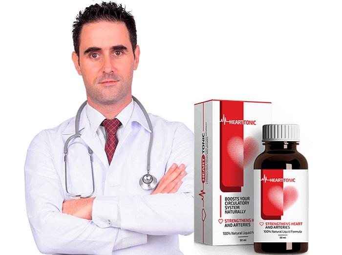 HeartTonic contro l'ipertensione: combatte la causa della malattia riducendo a zero il rischio di ictus e infarto!