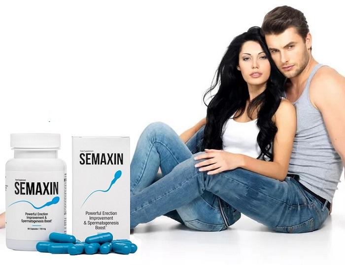 Semaxin per potenza: supportano la fertilità e la potenza maschile!
