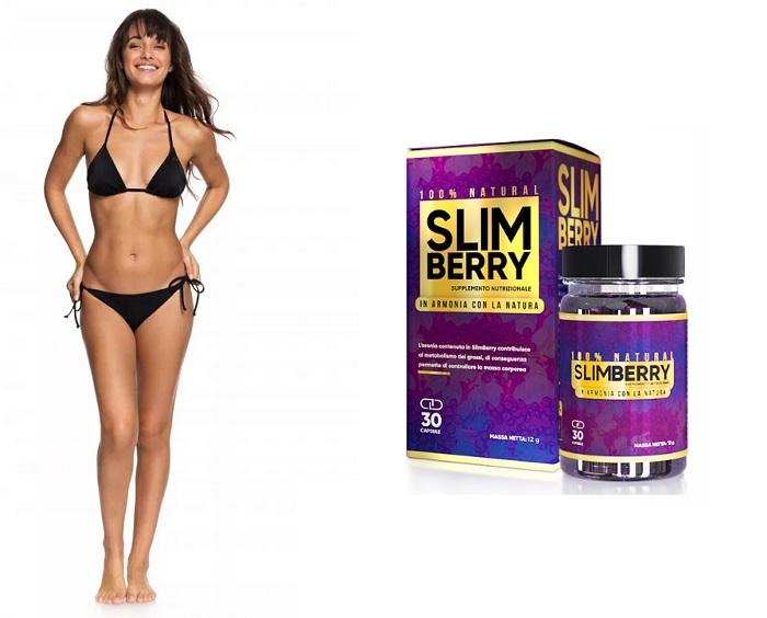 Slimberry per la perdita di peso: GARANTITI 2,5 chili in meno dopo 24 ore!