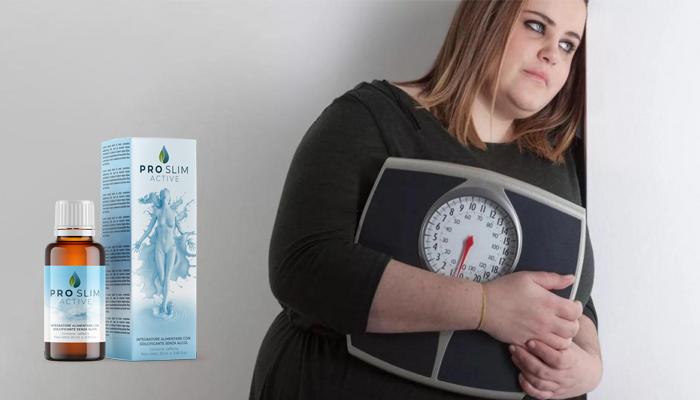 ProSlim Active per la perdita di peso: diventa più snella e sexy!