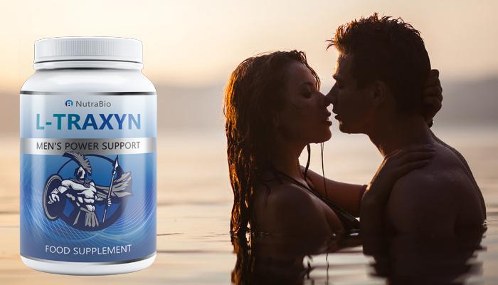 L-traxyn per la potenza: miglioramento medico della forza maschile