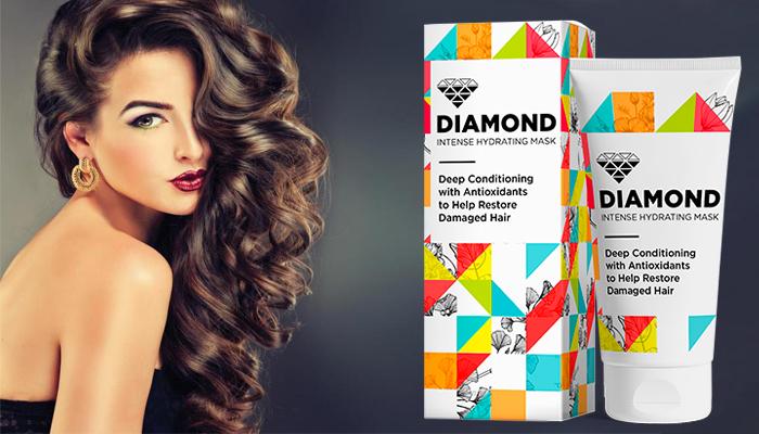 Diamond: rapido ripristino dei capelli danneggiati