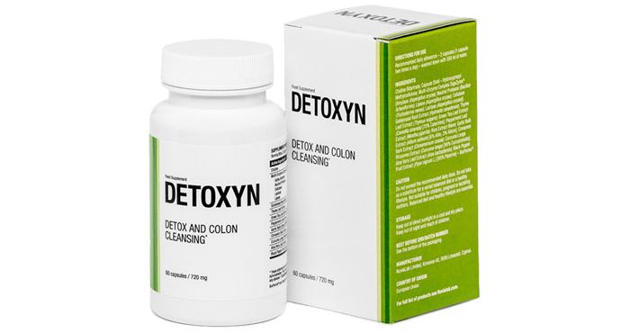 Detoxyn: un' arma efficace contro i parassiti!