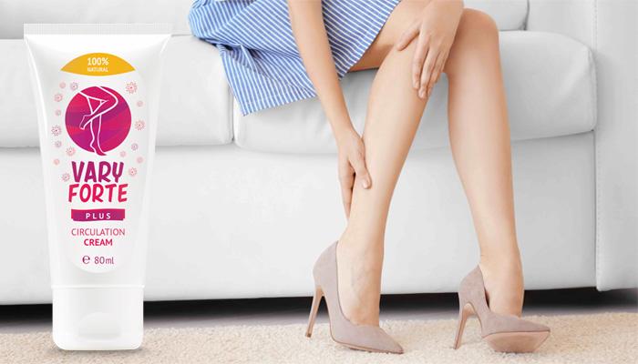 Varyforte Premium Plus contro le vene varicose: gambe sane e belle