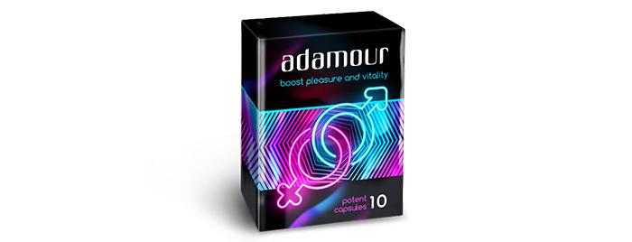 Adamour: erezione potente e duratura in 10 minuti
