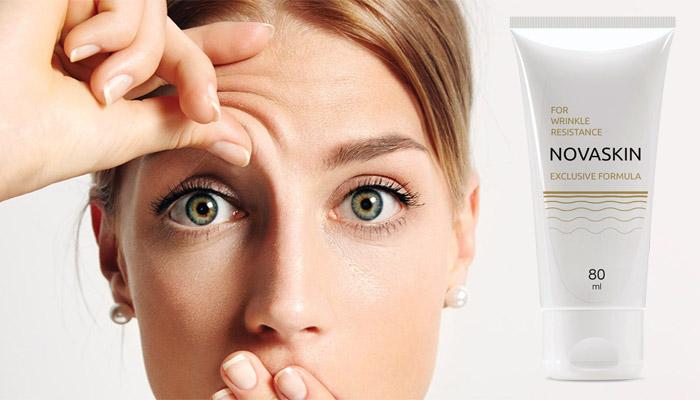 Novaskin: appiana le rughe e risolleva l'ovale del viso