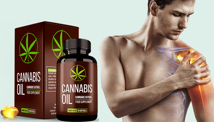 Cannabis Oil: dona nuovamente mobilità alle articolazioni in 14 giorni!