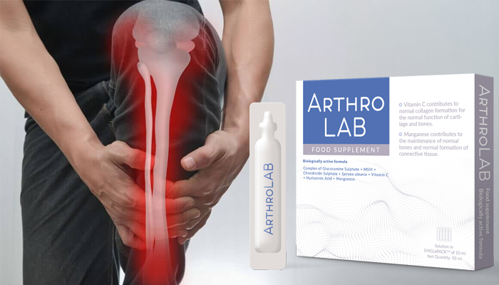 Arthro Lab: ripristina la salute articolare a casa tua