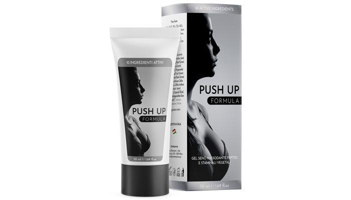 PushUP Formula: ingrandisci il tuo seno in modo naturale!