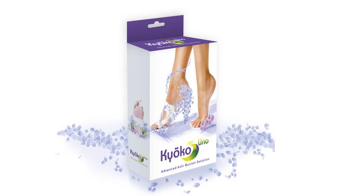 Kyöko Uno contro il valgo: riacquisterai dei piedi bellissimi e ben curati, eliminando una volta per tutte il dolore cronico