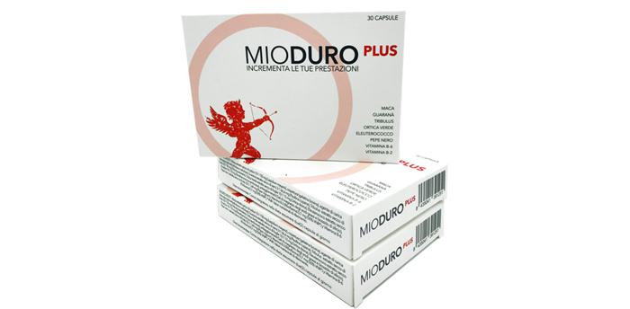 MioDuro per potenza: rafforzare la salute maschile e migliorare lo stato dell'organismo