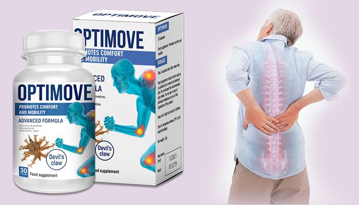 OPTIMOVE per articolazioni: rinnova completamente il tessuto osseo e cartilagineo