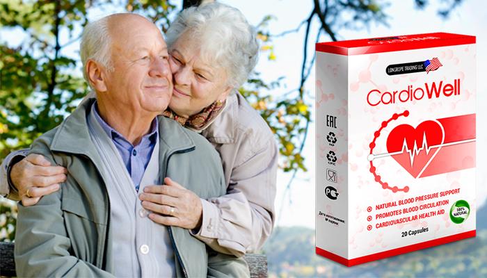 CardioWELL: fermate l'ipertensione e vivete una vita normale gia' ora!