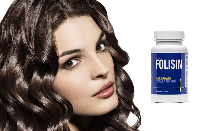 Folisin contro la perdita dei capelli: i tuoi capelli saranno spessi e sani!
