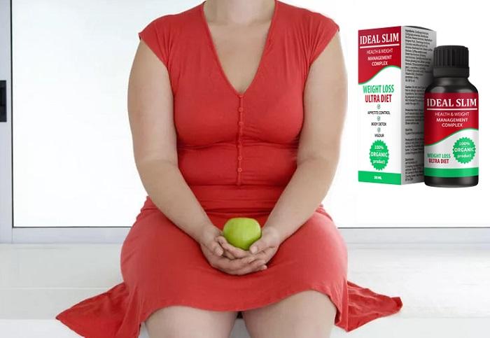 IDEAL SLIM per la perdita di peso: il miglior strumento per una figura snella e tonica!
