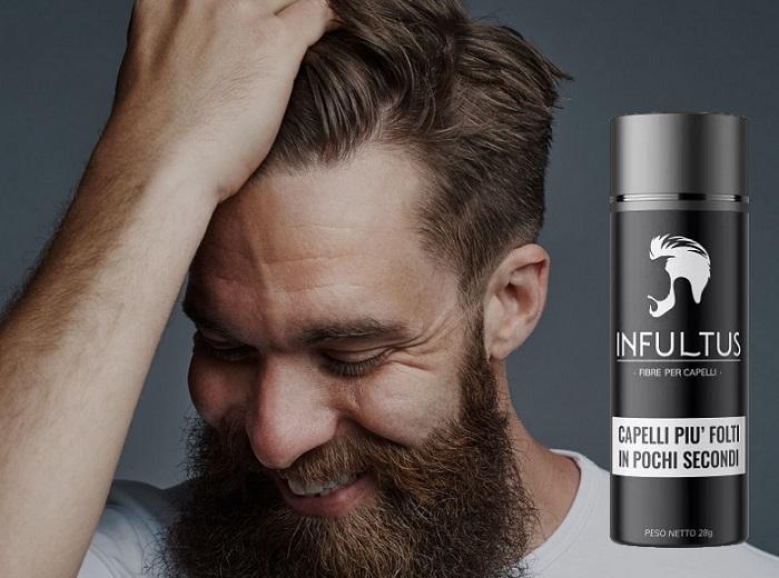 Infultus per i capelli: renderà i vostri capelli sani e spessi!