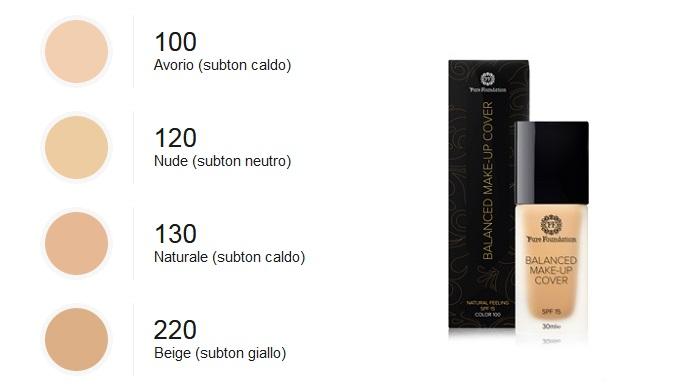 Pure Foundation fondotinta: uniforma il tono della pelle e nasconde le imperfezioni!