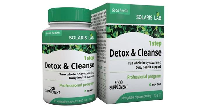 1 Step Detox&Cleanse dai parassiti: è una soluzione affidabile contro parassiti e vermi!
