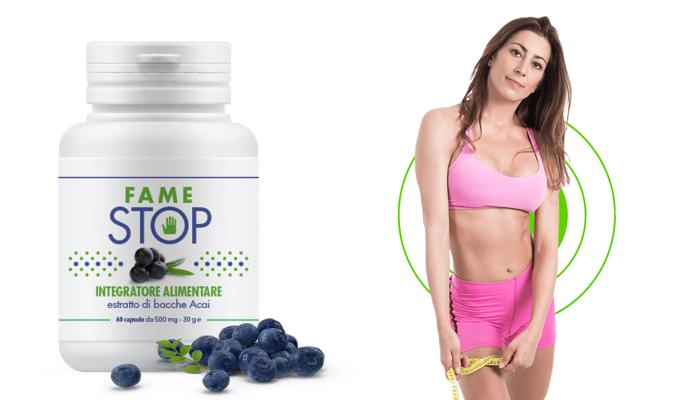 FameStop per perdita di peso: e' il prodotto giusto per rimetterti in forma