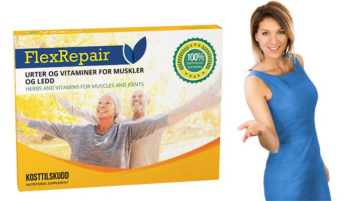 FlexRepair per articolazioni: offre il massimo supporto alla salute delle vostre articolazioni
