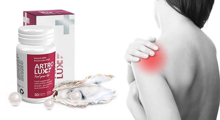 Artrolux+ per le articolazioni: il primo rimedio con polvere di madreperla!