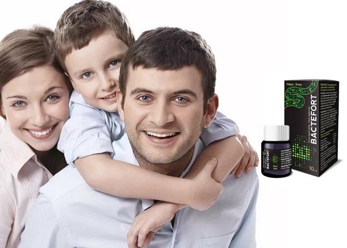 Bactefort dai parassiti: un prodotto affidabile contro i parassiti!