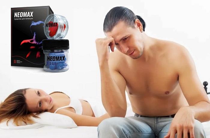 Neomax per la potenza: dimentica le mancanze a letto per molto tempo!