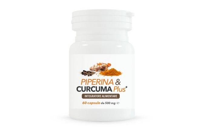 Piperina & Curcuma dimagrimento: il nuovo bruciagrassi sgonfiante che aiuta a rimettersi in forma!