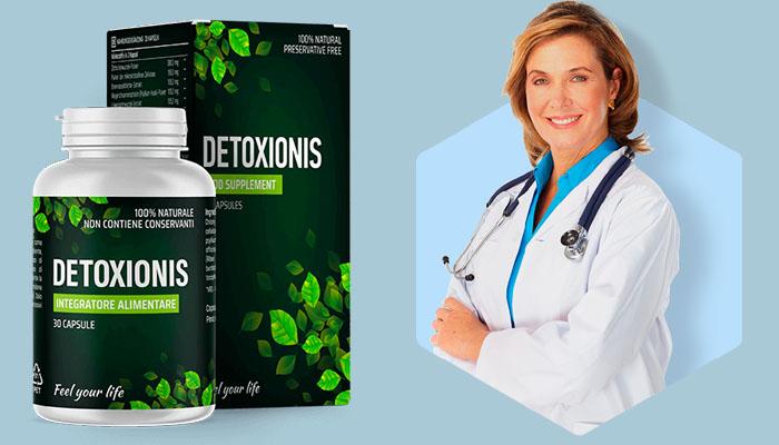 Detoxionis contro i parassiti: eliminazione di elminti e uova