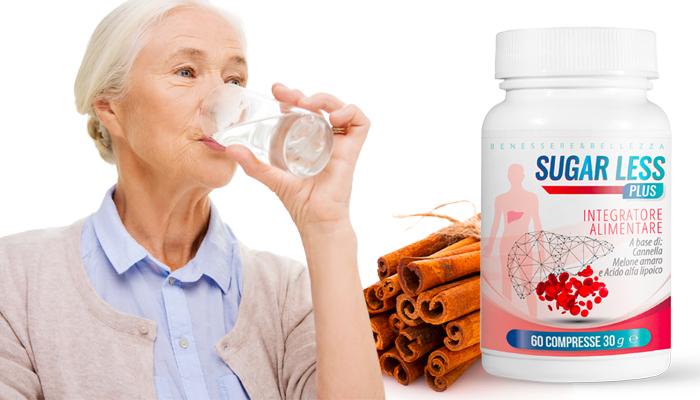 SugarLess contro il diabete: dimentica i problemi di zucchero per sempre