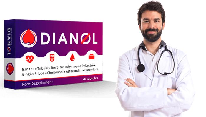 Dianol contro il diabete: stabilizza il livello di glucosio nel sangue