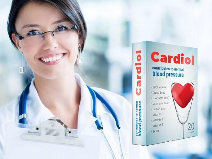 Cardiol da ipertensione: sconfigge l'ipertensione e tutti i suoi sintomi!