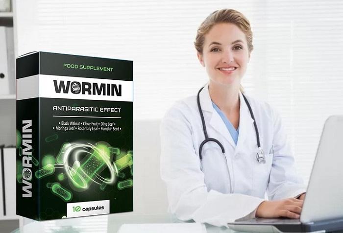WORMIN dai parassiti: purifica l'organismo da tutte le specie parassitarie!