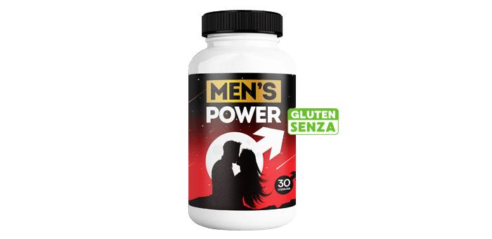 MEN'S POWER contro la prostatite: la prostatite non è più un problema della tua vita sessuale!